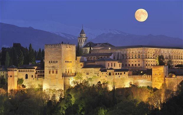 Alhambra, Granada, Spain - GibSpain
