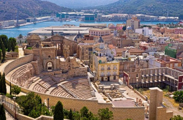 CARTAGENA HALF DAY BY VEHICLE | CARTAGENA SPAIN | EUROPE