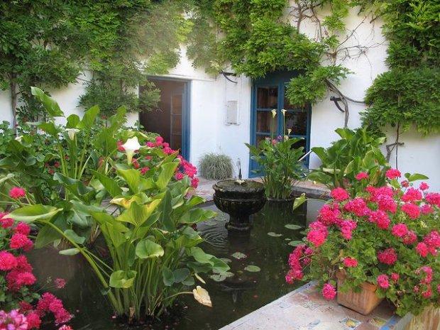 Gardens in Spain - The Best Spanish Gardens, Courtyards, Parks