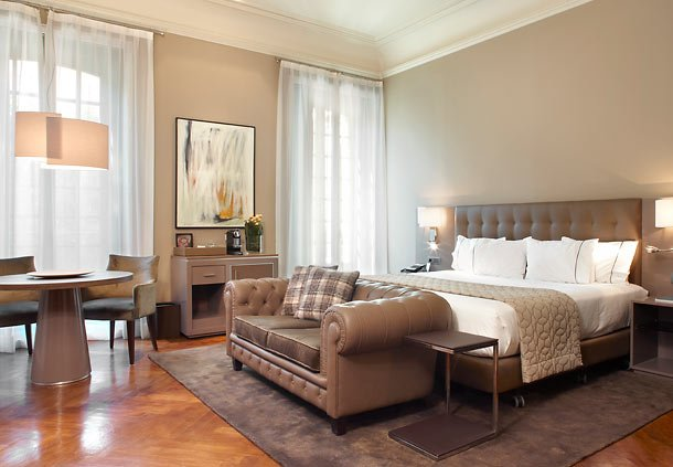 Luxury Hotels in Madrid. AC Santo Mauro Hotel | The information