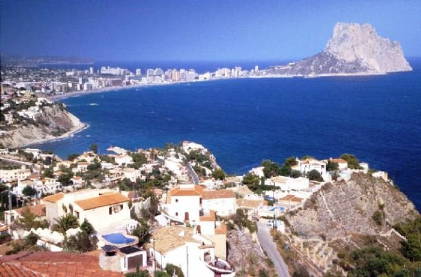 Spain Southern Costa Blanca - eTravelTrips.com