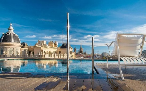 Top 10: the best boutique hotels in Barcelona - Telegraph Travel