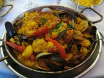 Fornos of Spain Paella