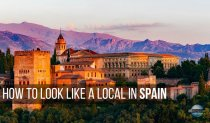 How to Look Like a Local in Spain